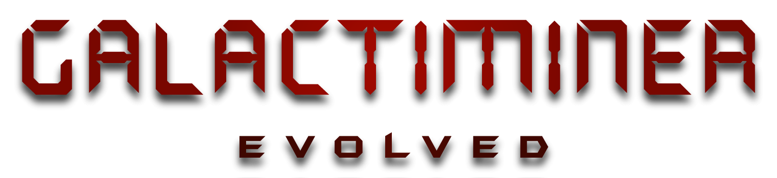 Galactiminer: Evolved - Official Site